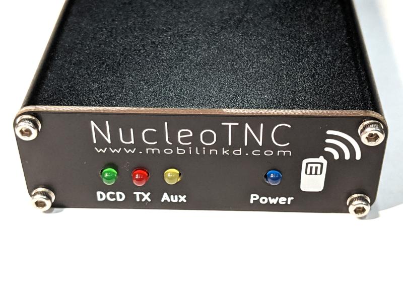 Building a NucleoTNC